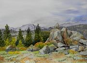Todd Derr - Wind River Rock Pile