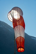 Traffic Control Prints - Wind Sock Print by Mats Silvan