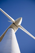 Energy Photos - Wind Turbine Esperance Western Australia by Colin and Linda McKie