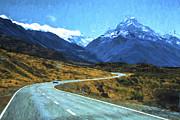 Sheila Smart - Winding road to Mount...