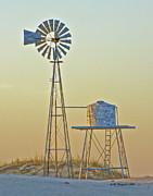 Allen Sheffield - Windmill at Dawn 2011