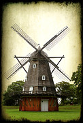 Joan McCool - Windmill at Kastellet