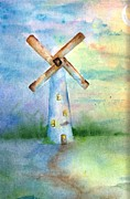 Sandi Stonebraker - Windmill at rest