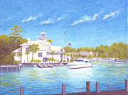 Jerome Stumphauzer - Yacht at Hilton Head...