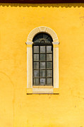 Jess Kraft - Window and Yellow Wall