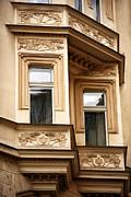 Window Dimensions Print by John Rizzuto