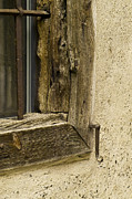 Frame House Photos - Window Frame Detail 2 by Heiko Koehrer-Wagner