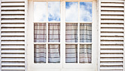 Airy Prints - Window frame Print by Tom Gowanlock