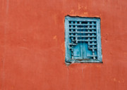 Moroccan Photos - Window in Marrakesh by Daniel Kocian