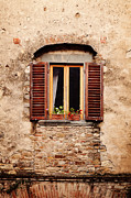 Kim Fearheiley - Window in Tuscany