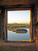 Grain Mill Prints - Window over the marsh Print by Jose Elias - Sofia Pereira