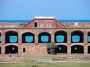 Dry Tortugas Framed Prints - Windows to Sea Framed Print by Blind Curve Photography