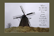Skagen Framed Prints - Winds of Change Framed Print by Randi Grace Nilsberg