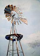 Machinery Originals - Winds of the Past by Patricia Henderson