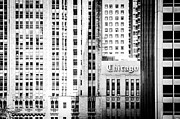 Chicago Bulls Photo Prints - Windy City Print by Saswat Patnaik