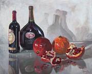 Ylli Haruni - Wine and Pomegranates