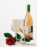 Bill Dunkley - Wine and Rose