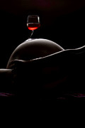 Warp Photos - Wine and Women by David  Naman