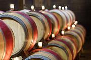 Francesco Emanuele Carucci - Wine Barrels