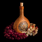 Spirits Photos - Wine Bottle by Bill  Wakeley