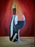 Glenn Cotler - Wine Bottle