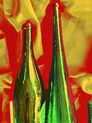 Dorlea Ho - Wine Bottles