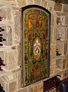 Wine Cellar Photos - Wine Cellar by Jean Goodwin Brooks