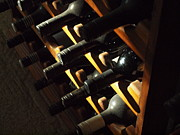 Wine Cellar Photos - Wine Collection I by Fiona Allan