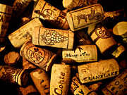 Mark Miller - Wine Corks - art version
