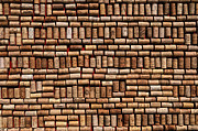 Wine Cork Collection Prints - Wine Corks Print by Chi Casting