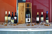 Sally Weigand - Wine Display