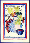 Wine For Soldiers 1916 Print by Padre Art