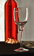 Tasting Photo Originals - Wine Glass Closeup by Ioan Panaite