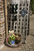 Sally Weigand - Wine Rack Outdoors