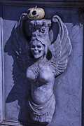 Garry Gay - Winged Death Statue