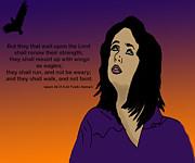 Kate Farrant - Wings like Eagles