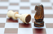 Game Piece Photos - Winner and loser by Michal Bednarek