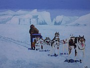 Sledge Originals - Winter Arctic by Juma Hassan