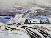 Barbara Pommerenke - Winter At Little Jasmund...