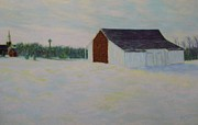 Joann Renner - Winter at McPhersons...