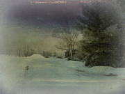 Dianne  Lacourciere - Winter Atmosphere