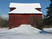 Michael Krek - Winter Barn 2