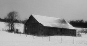 Gary Pavlosky - Winter Barn