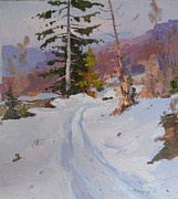 Alexander Shandor - Winter Beauty