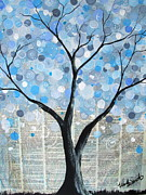 Wendy Smith - Winter bubble tree