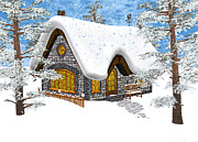 Design Windmill - Winter Cottage