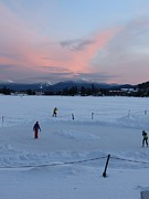 Lake Placid Ny Photos - Winter enjoyment by Allison Shumway