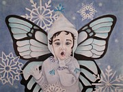 Annie Seddon - Winter Fairy