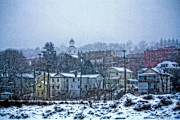 All - Winter In Brookville 1 by Darlene Bell