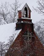 Winter In Dixie Print by Vicki Tinnon